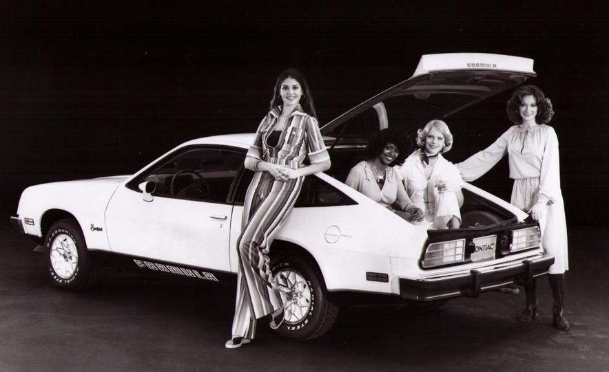 1963 Pontiac LeMans convertible - Slide 82