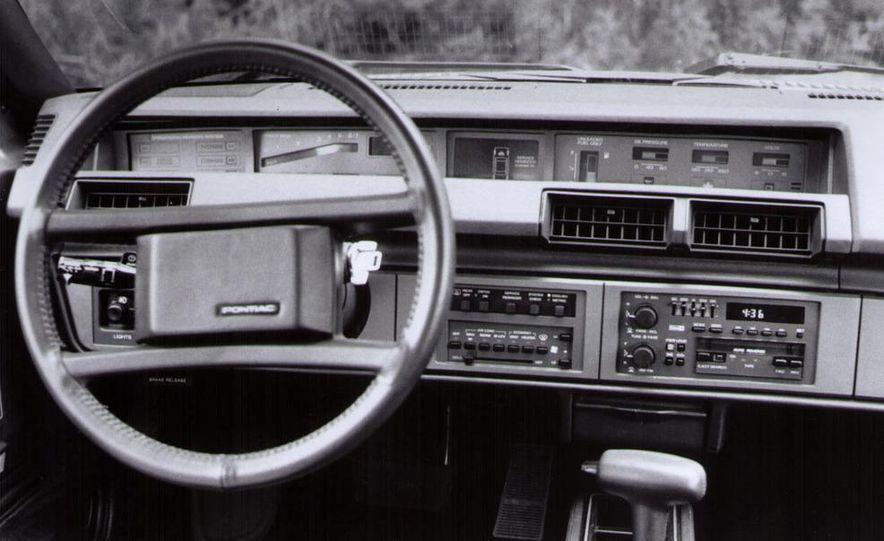 1963 Pontiac LeMans convertible - Slide 88