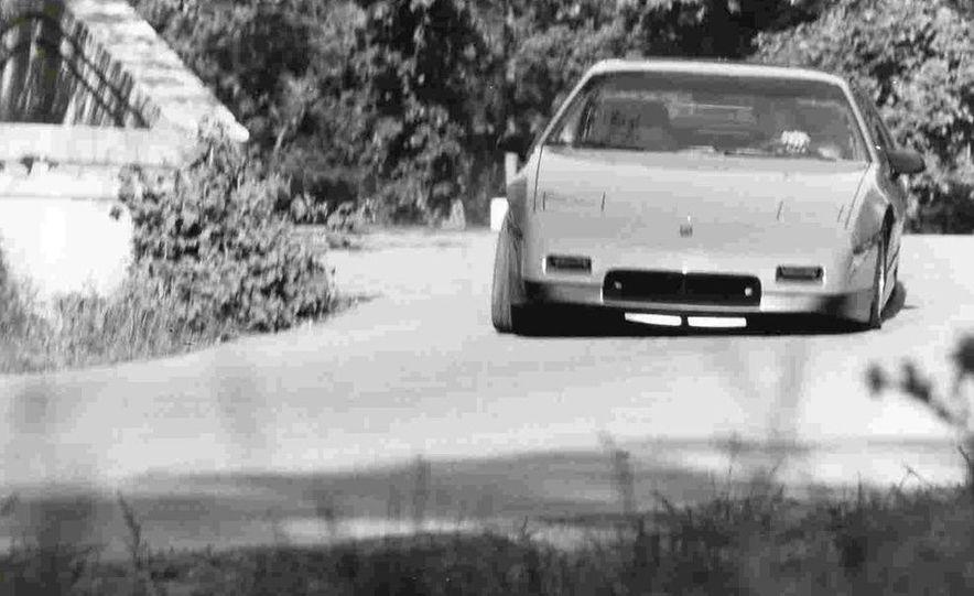 1963 Pontiac LeMans convertible - Slide 123