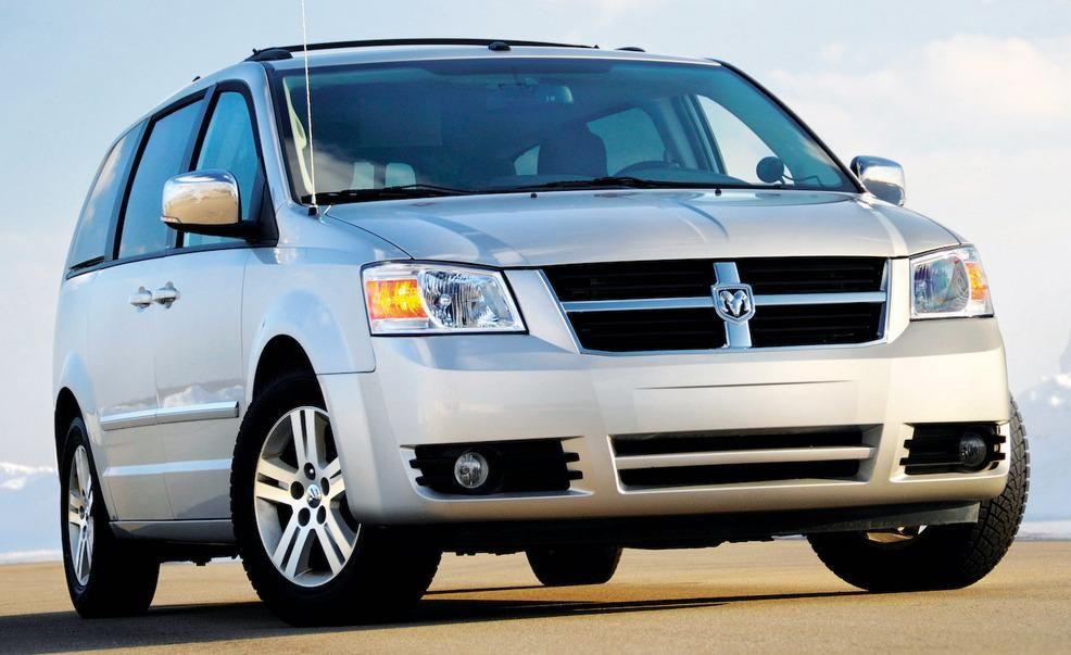 2008 Dodge Grand Caravan SXT Pictures  Photo Gallery  Car and Driver