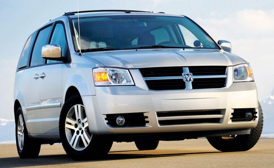 2008 Dodge Grand Caravan SXT - Slide 1