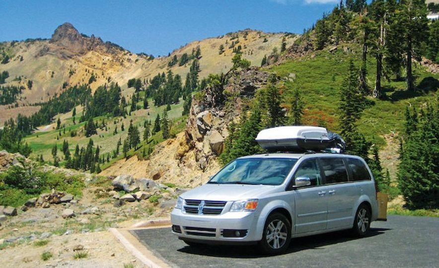 2008 Dodge Grand Caravan SXT - Slide 4