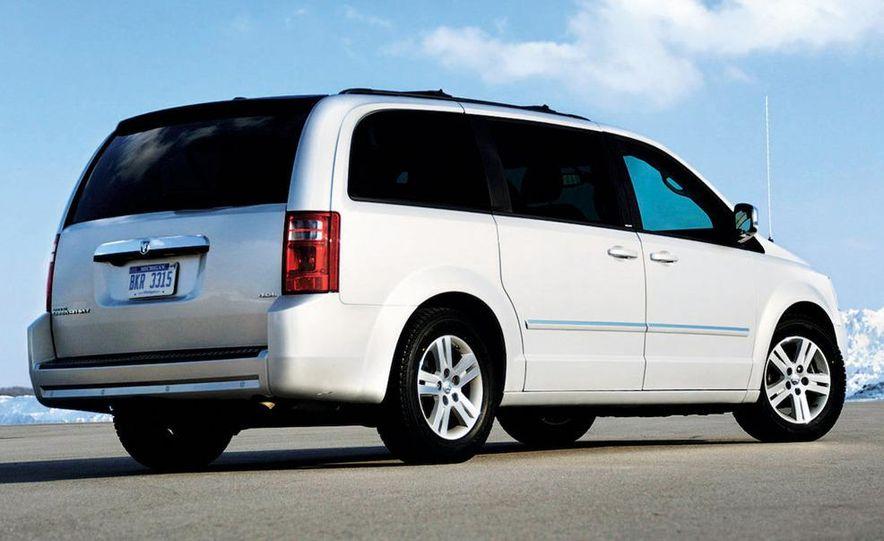 2008 Dodge Grand Caravan SXT - Slide 16