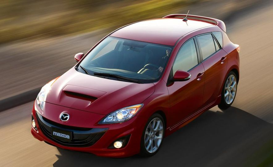 2010 Mazdaspeed 3 - Slide 3