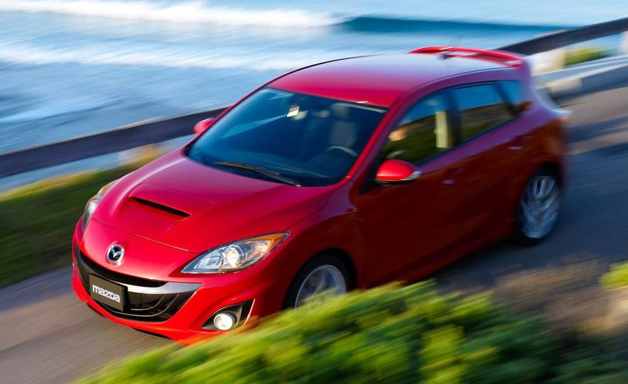 2010 Mazdaspeed 3 - Slide 4