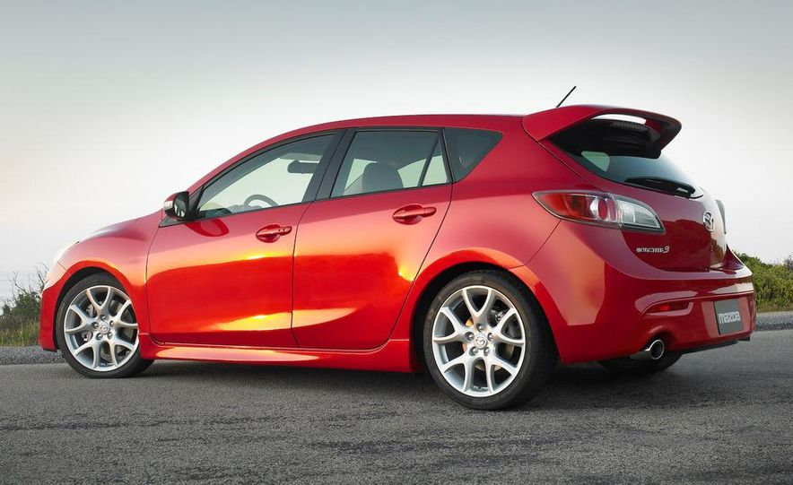 2010 Mazdaspeed 3 - Slide 6