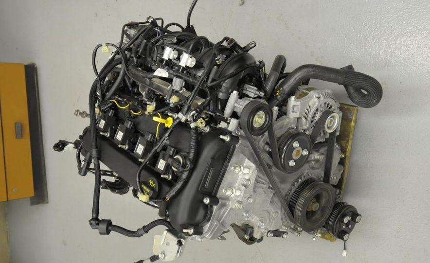 2008 Mazda 5 donor 2.3-liter inline-4 engine - Slide 1