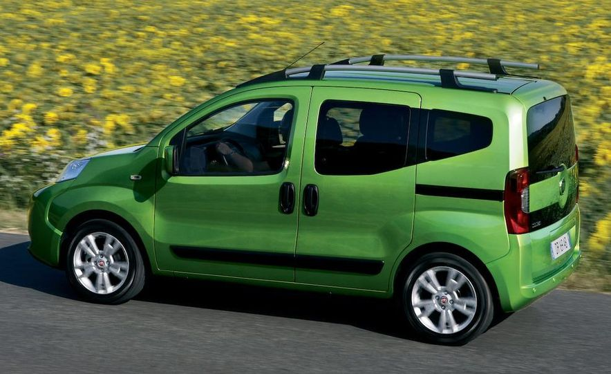 Chrysler and Fiat Product Sharing Map - Slide 64