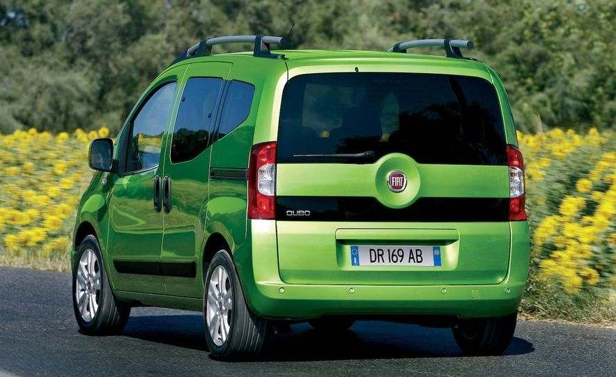 Chrysler and Fiat Product Sharing Map - Slide 65