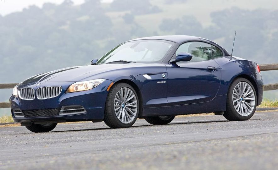 2009 BMW Z4 sDrive35i manual - Slide 11