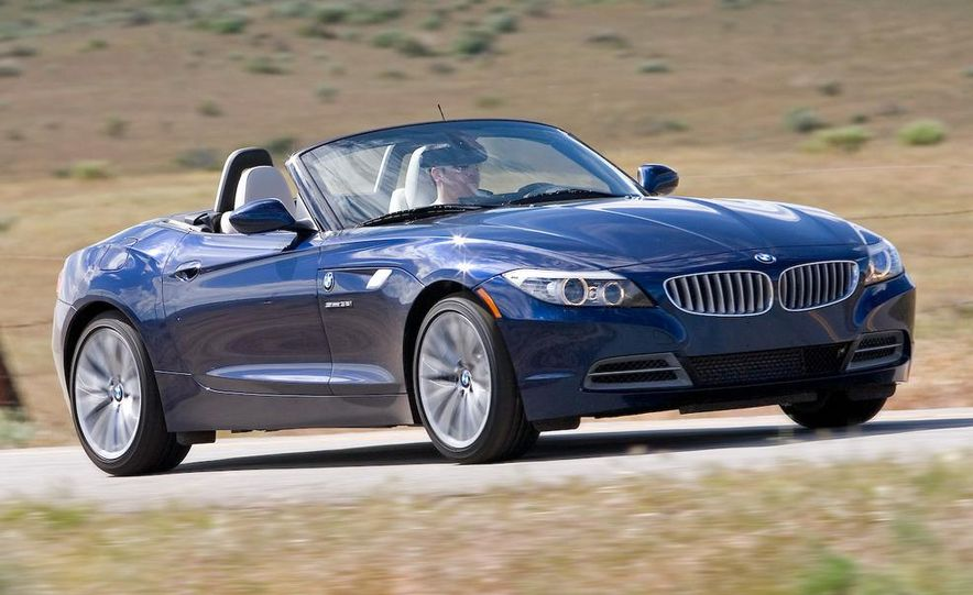 2009 BMW Z4 sDrive35i manual - Slide 2