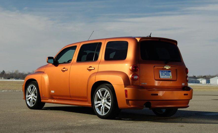 2008 Chevrolet HHR SS - Slide 2