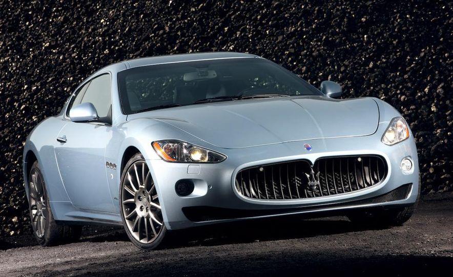 2009 Maserati GranTurismo S Automatic - Slide 1