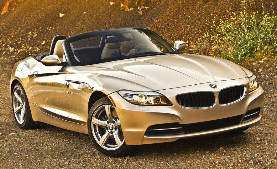 2009 BMW Z4 sDrive30i - Slide 1