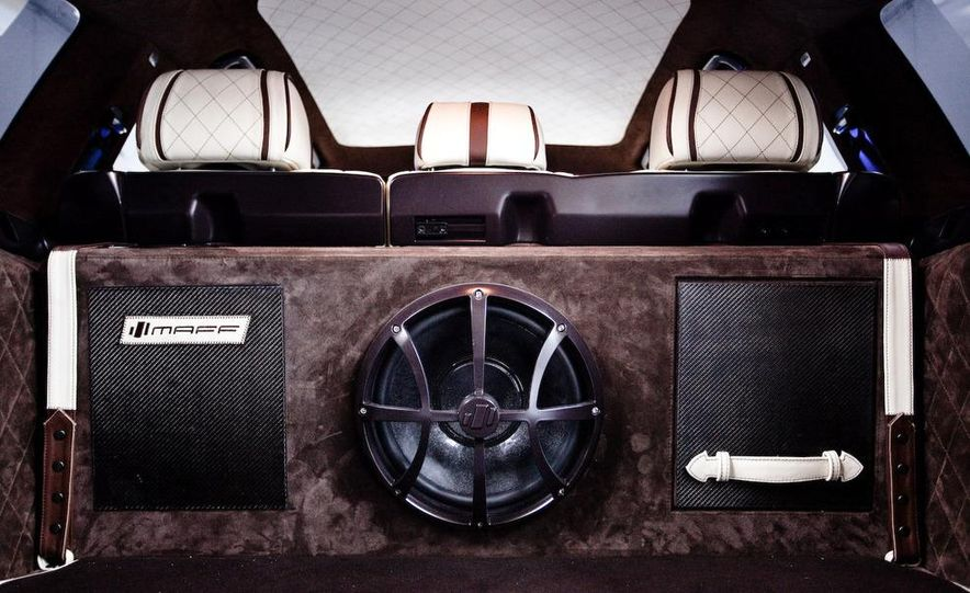 Maff Muron Porsche Cayenne - Slide 27
