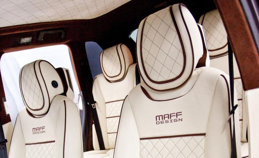 Maff Muron Porsche Cayenne - Slide 25