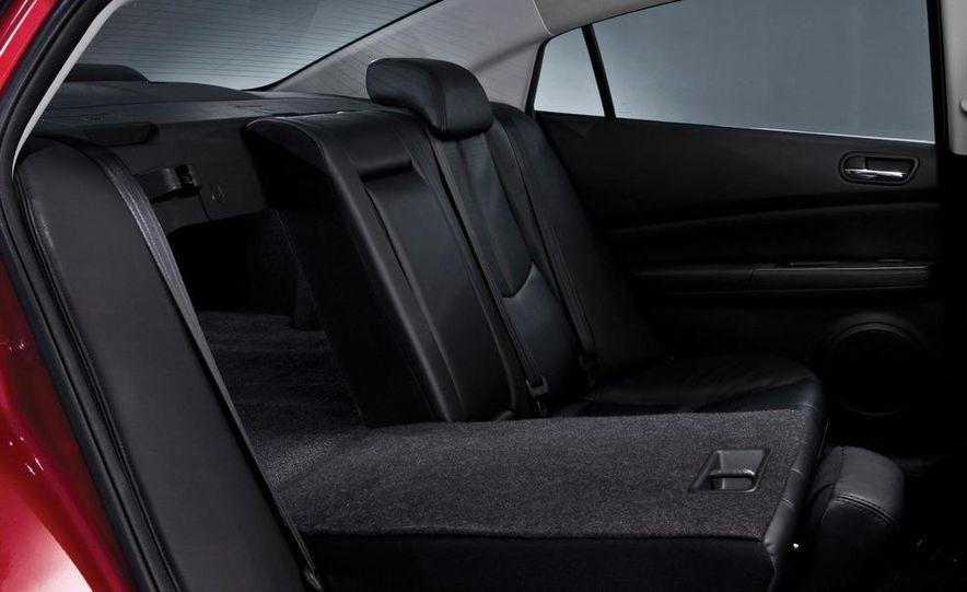 2009 Mazda 6 s Grand Touring interior - Slide 1