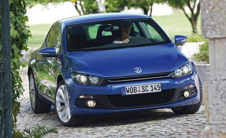 2010 Volkswagen Scirocco R - Slide 55
