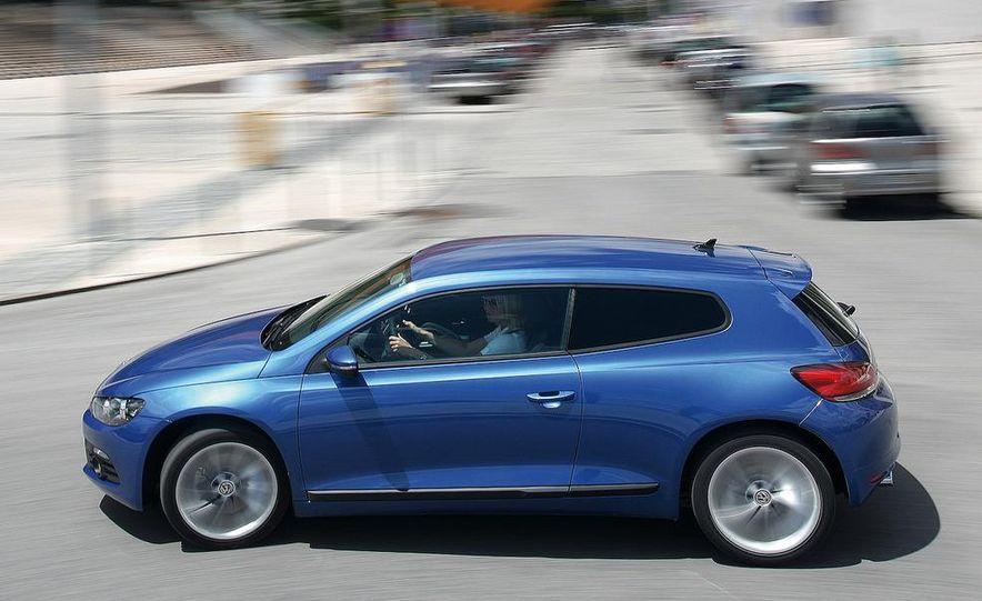 2010 Volkswagen Scirocco R - Slide 60