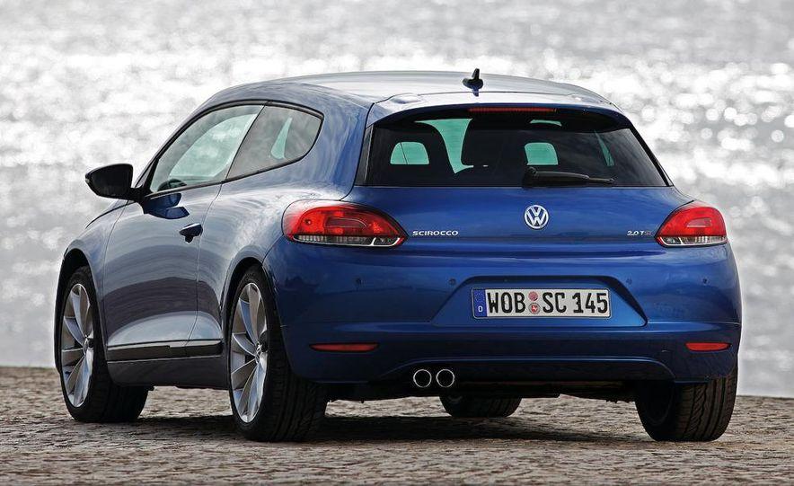 2010 Volkswagen Scirocco R - Slide 61