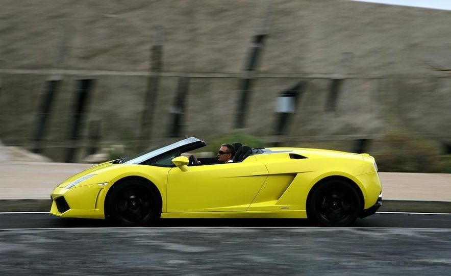 2010 Lamborghini Gallardo LP5604 Spyder Pictures  Photo Gallery