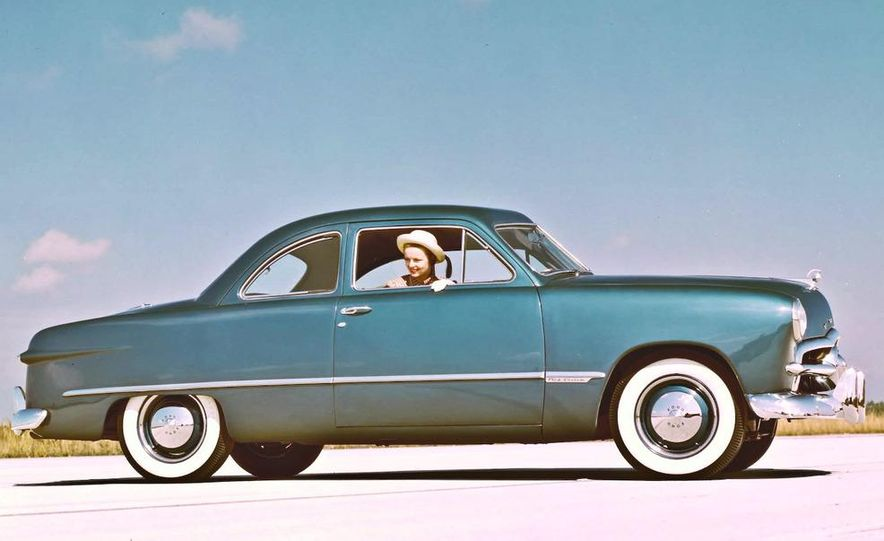 1949 Ford Coupe - Slide 1