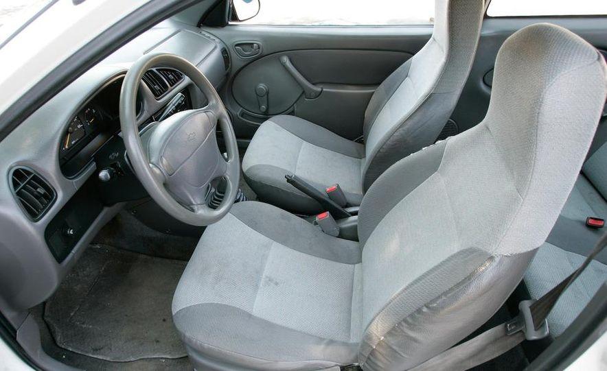 1998 Chevrolet Metro, 2010 Toyota Prius, and 2010 Honda Insight - Slide 69