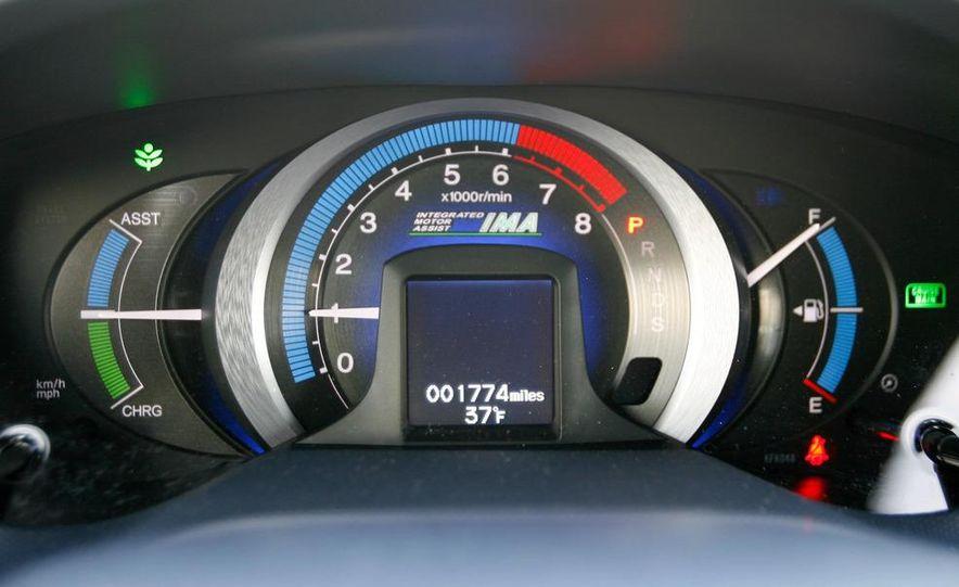 1998 Chevrolet Metro, 2010 Toyota Prius, and 2010 Honda Insight - Slide 33