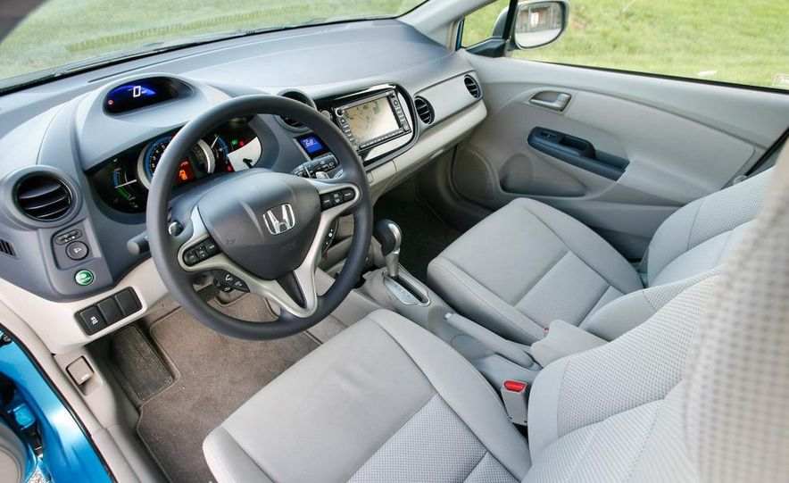 1998 Chevrolet Metro, 2010 Toyota Prius, and 2010 Honda Insight - Slide 30