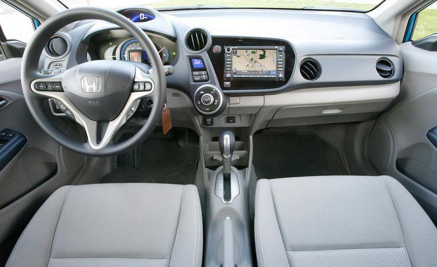 1998 Chevrolet Metro, 2010 Toyota Prius, and 2010 Honda Insight - Slide 31