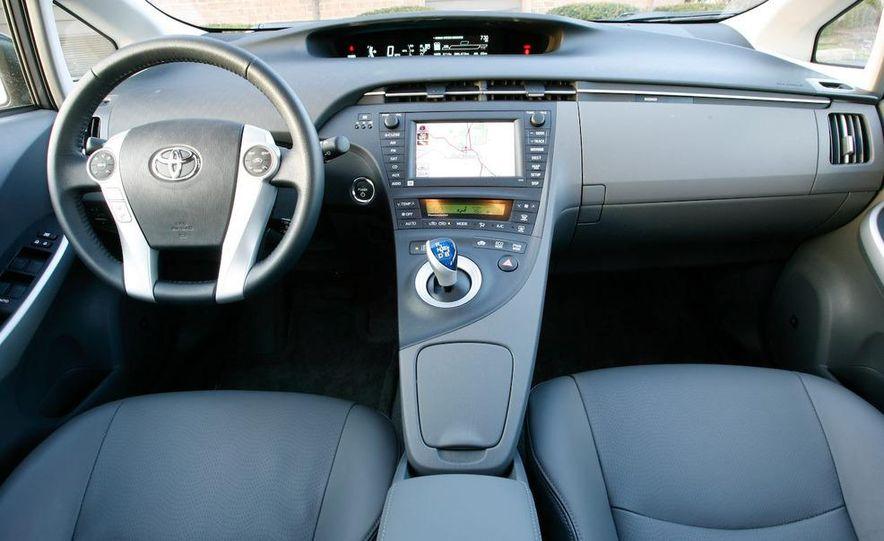 1998 Chevrolet Metro, 2010 Toyota Prius, and 2010 Honda Insight - Slide 49