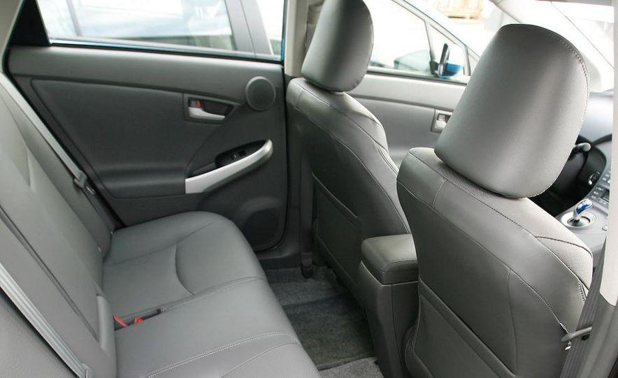 1998 Chevrolet Metro, 2010 Toyota Prius, and 2010 Honda Insight - Slide 52
