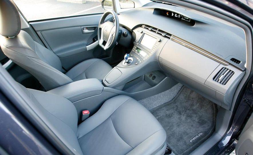 1998 Chevrolet Metro, 2010 Toyota Prius, and 2010 Honda Insight - Slide 51