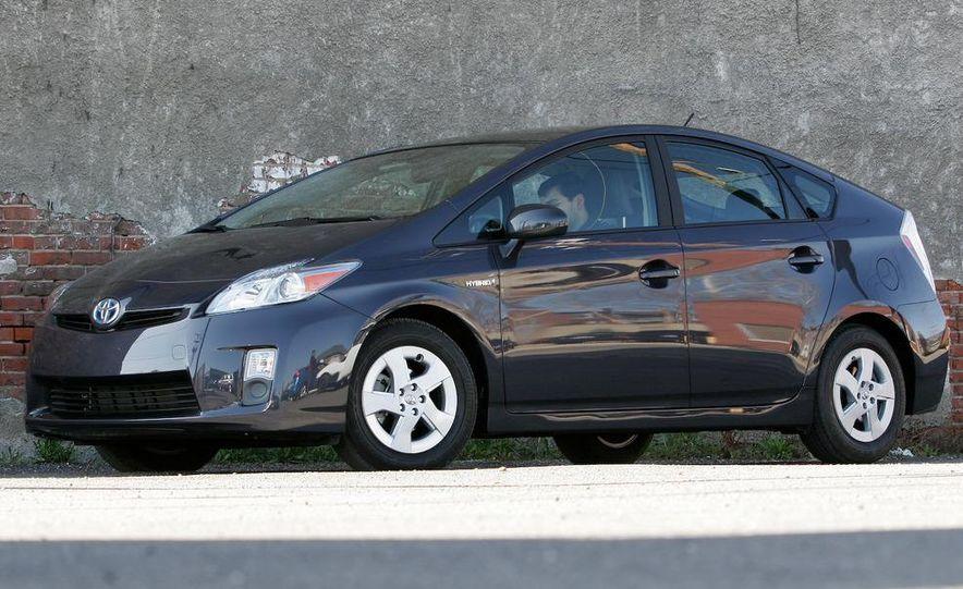 1998 Chevrolet Metro, 2010 Toyota Prius, and 2010 Honda Insight - Slide 44