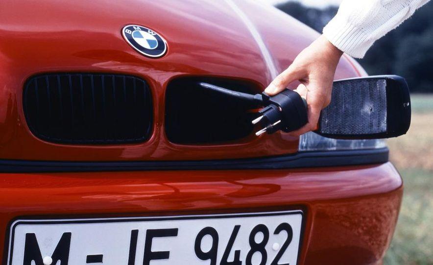 BMW E1 concept - Slide 4