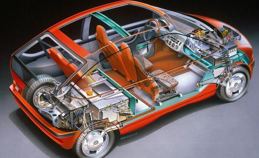 BMW E1 concept - Slide 8