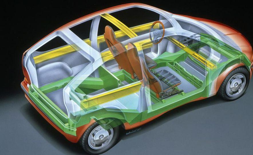 BMW E1 concept - Slide 9