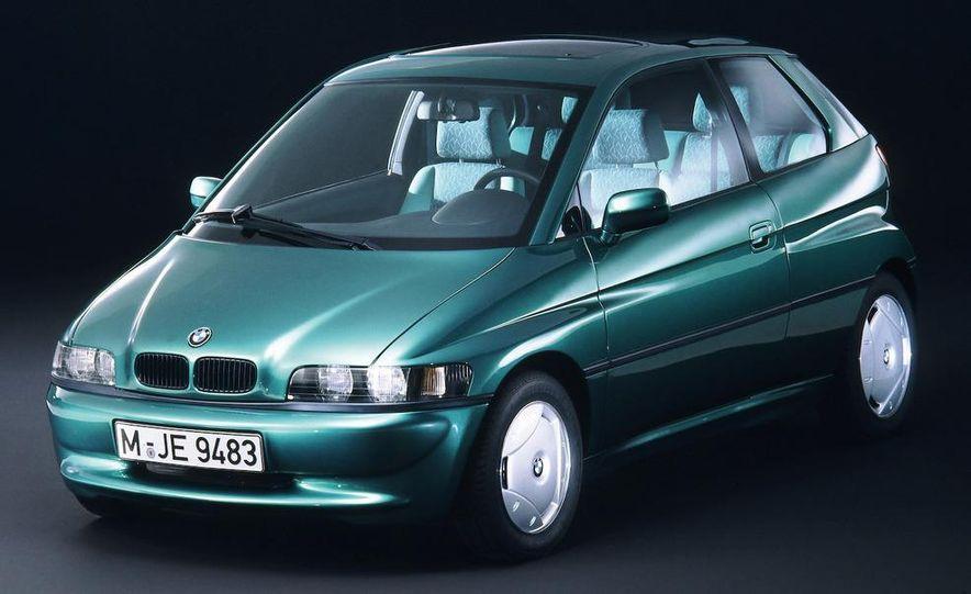 BMW E1 concept - Slide 6