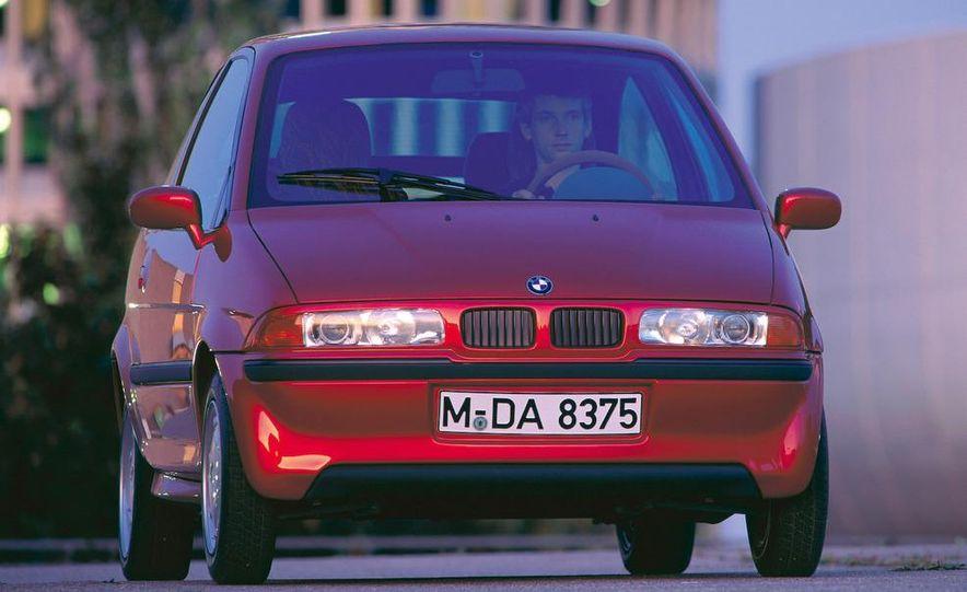 BMW E1 concept - Slide 2