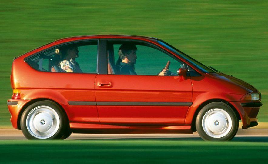 BMW E1 concept - Slide 1