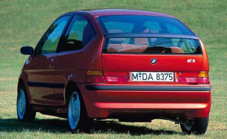 BMW E1 concept - Slide 3