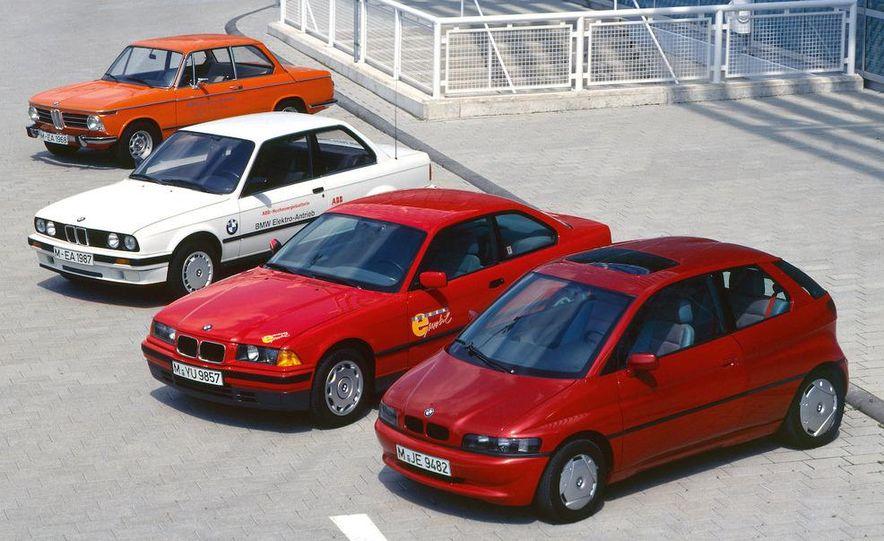 BMW E1 concept - Slide 5