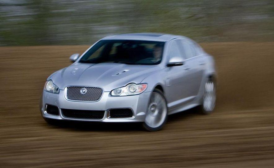 2010 Jaguar XFR - Slide 1