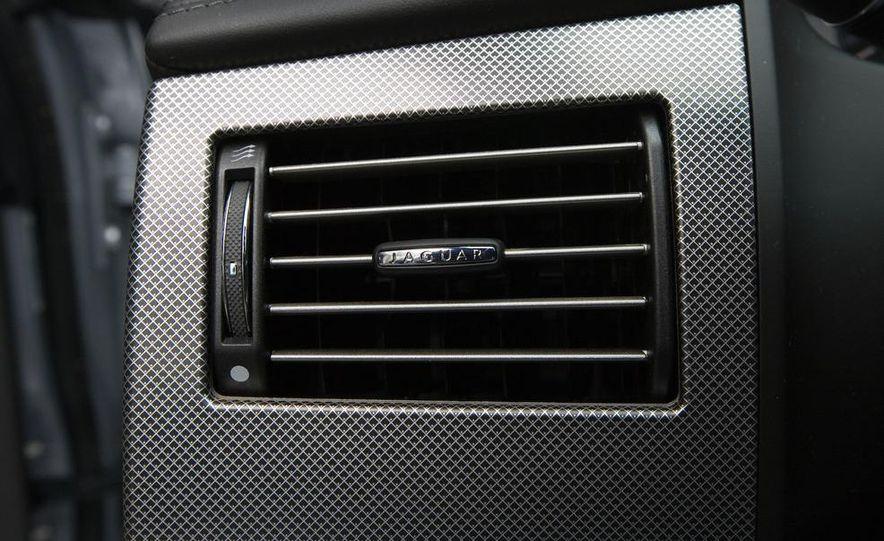 2010 Jaguar XFR - Slide 38