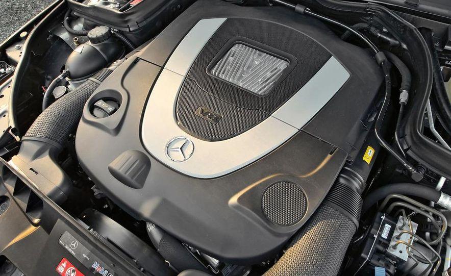 2010 Mercedes-Benz E550 coupe - Slide 37