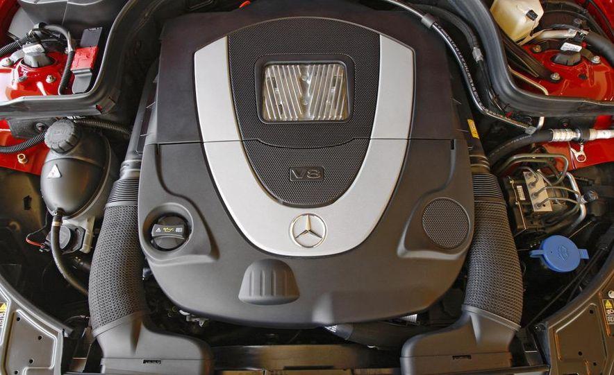 2010 Mercedes-Benz E550 coupe - Slide 46