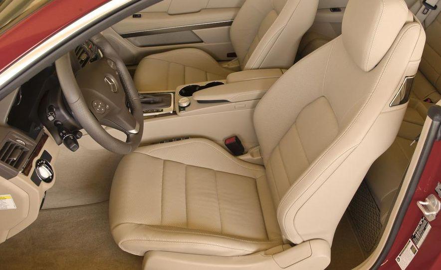 2010 Mercedes-Benz E550 coupe - Slide 20
