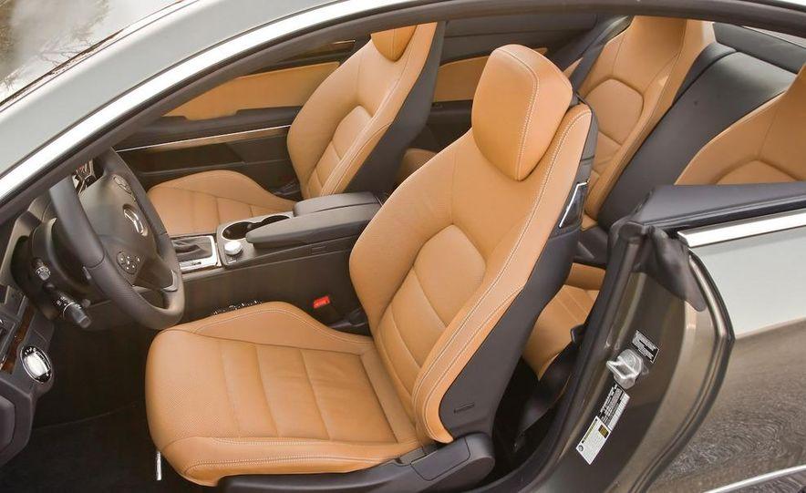 2010 Mercedes-Benz E550 coupe - Slide 38