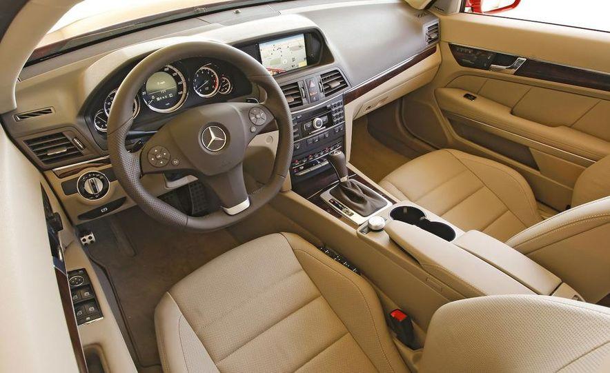 2010 Mercedes-Benz E550 coupe - Slide 44
