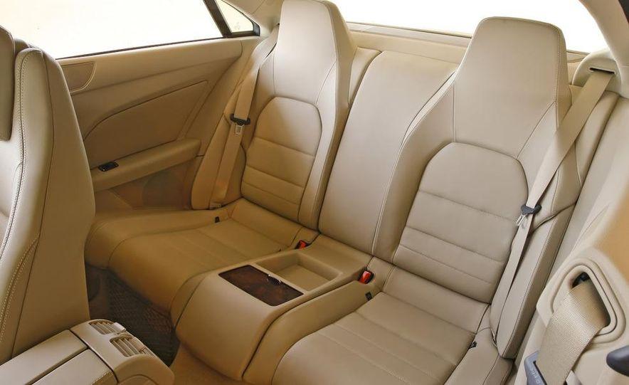 2010 Mercedes-Benz E550 coupe - Slide 45